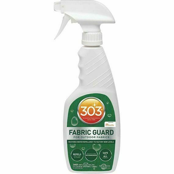 303 HT FABRIC GUARD 473ml convertible Restores lost water and stain repellency