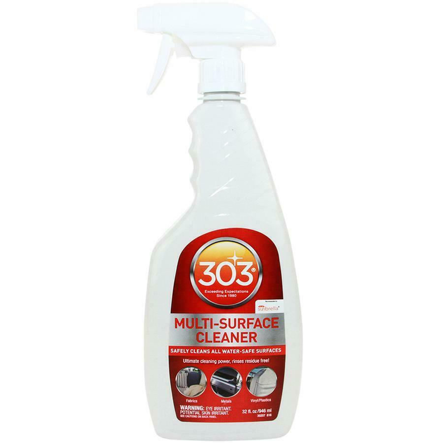 303 Multi-Surface Cleaner 946ml removes spots from coffee, oil, grease and ink